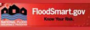 FloodSmart.gov graphic and link
