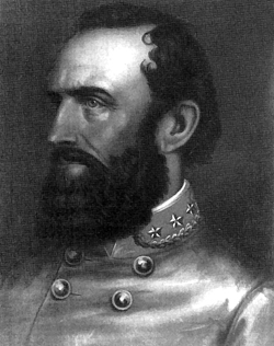 "General ""Stonewall"" Jackson image and link to bio"