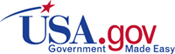 USA.gov icon and link to site